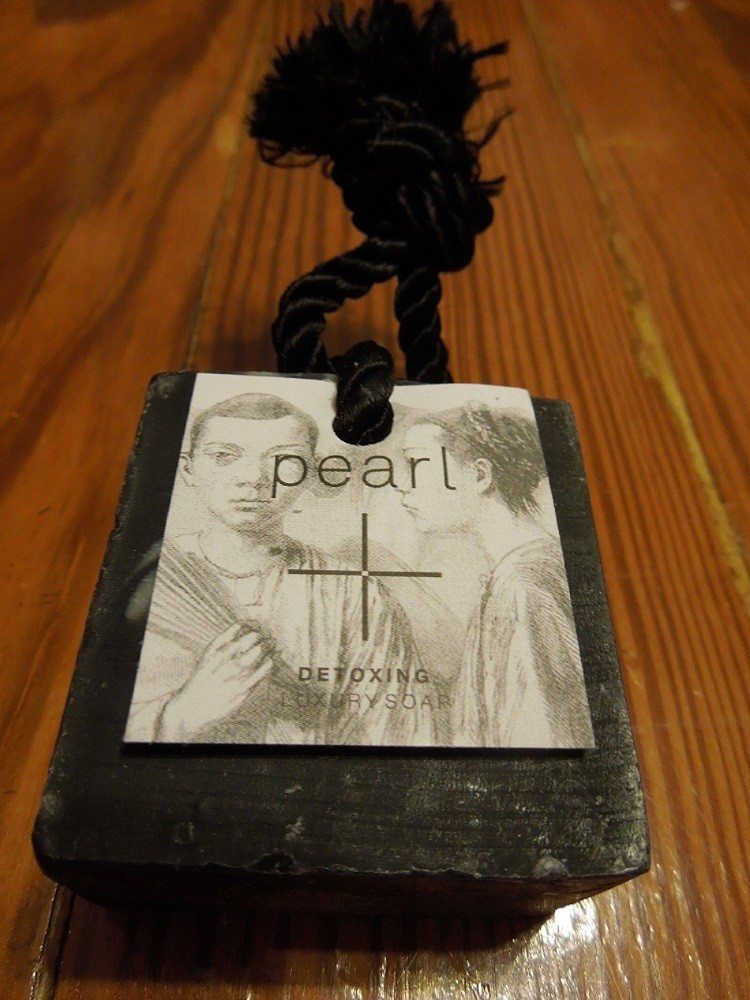 Detox Soap by Pearl