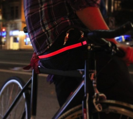 Halo Bright LED Safety Belt