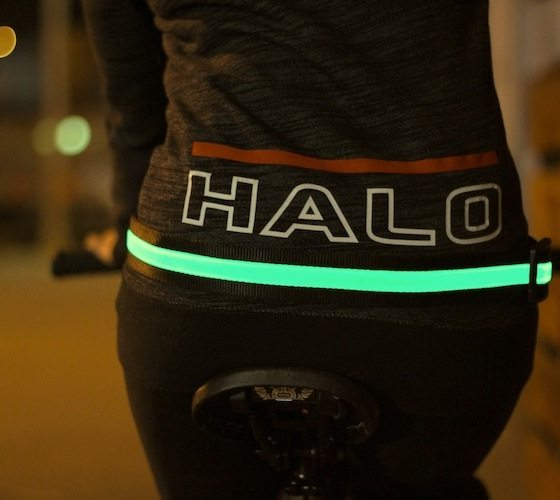 Halo Bright LED Safety Belt