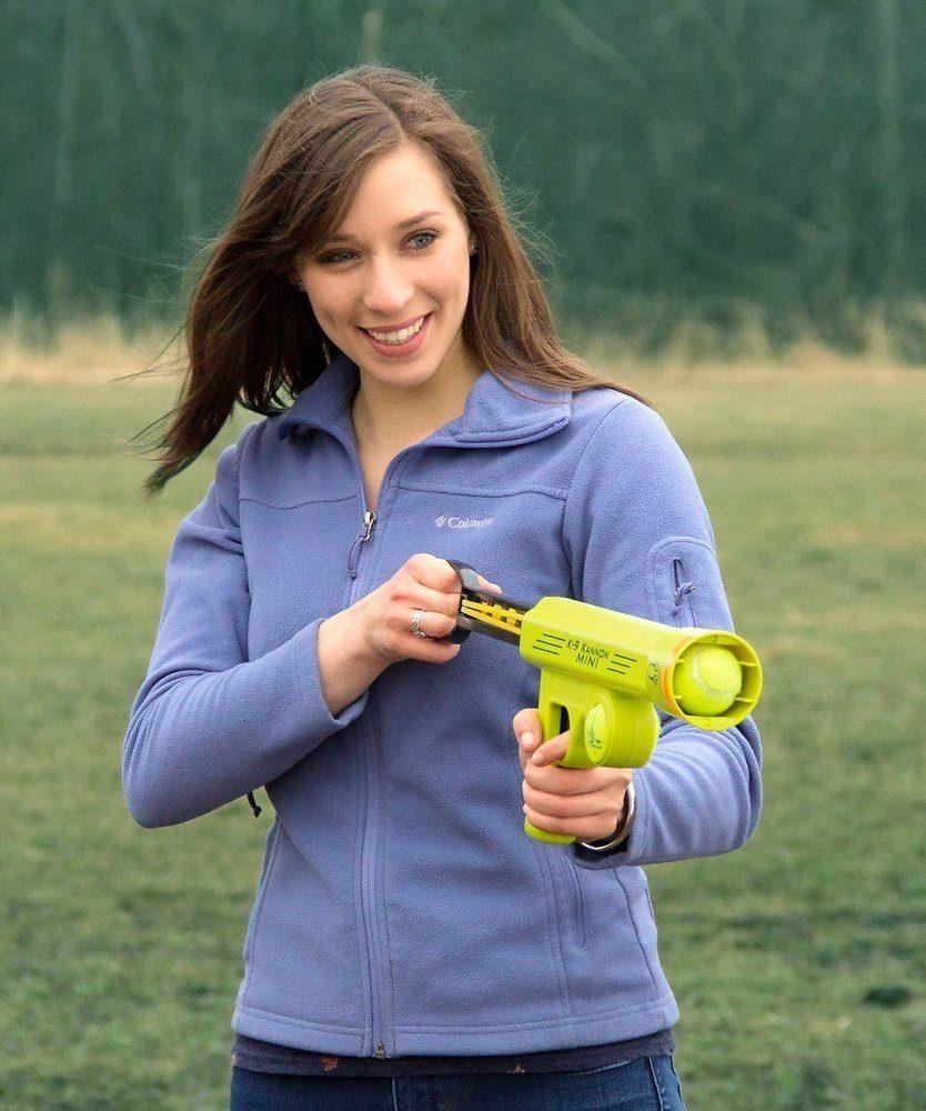K9 Kannon Ball Launcher by Hyper Pet™