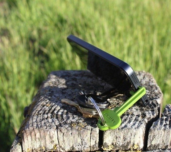 Keyprop – Simple Phone Stand and Tripod