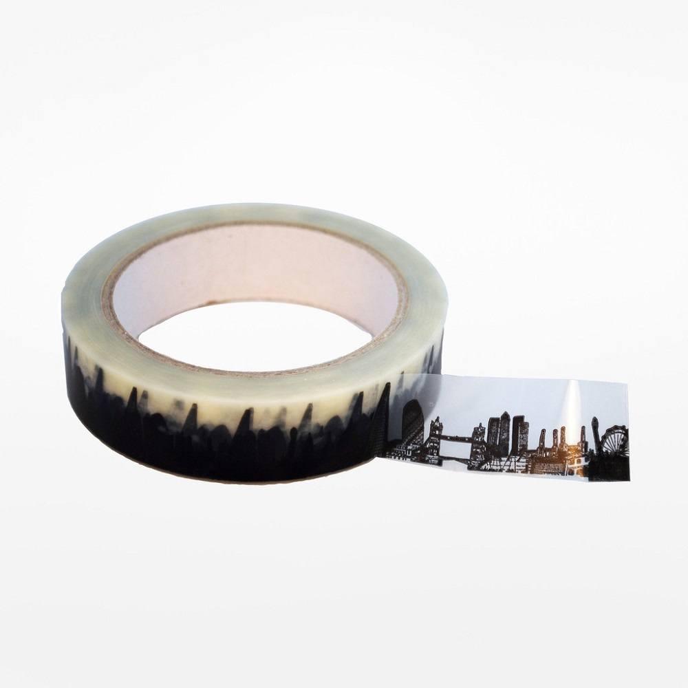 London Skyline Decorative Sticky Tap