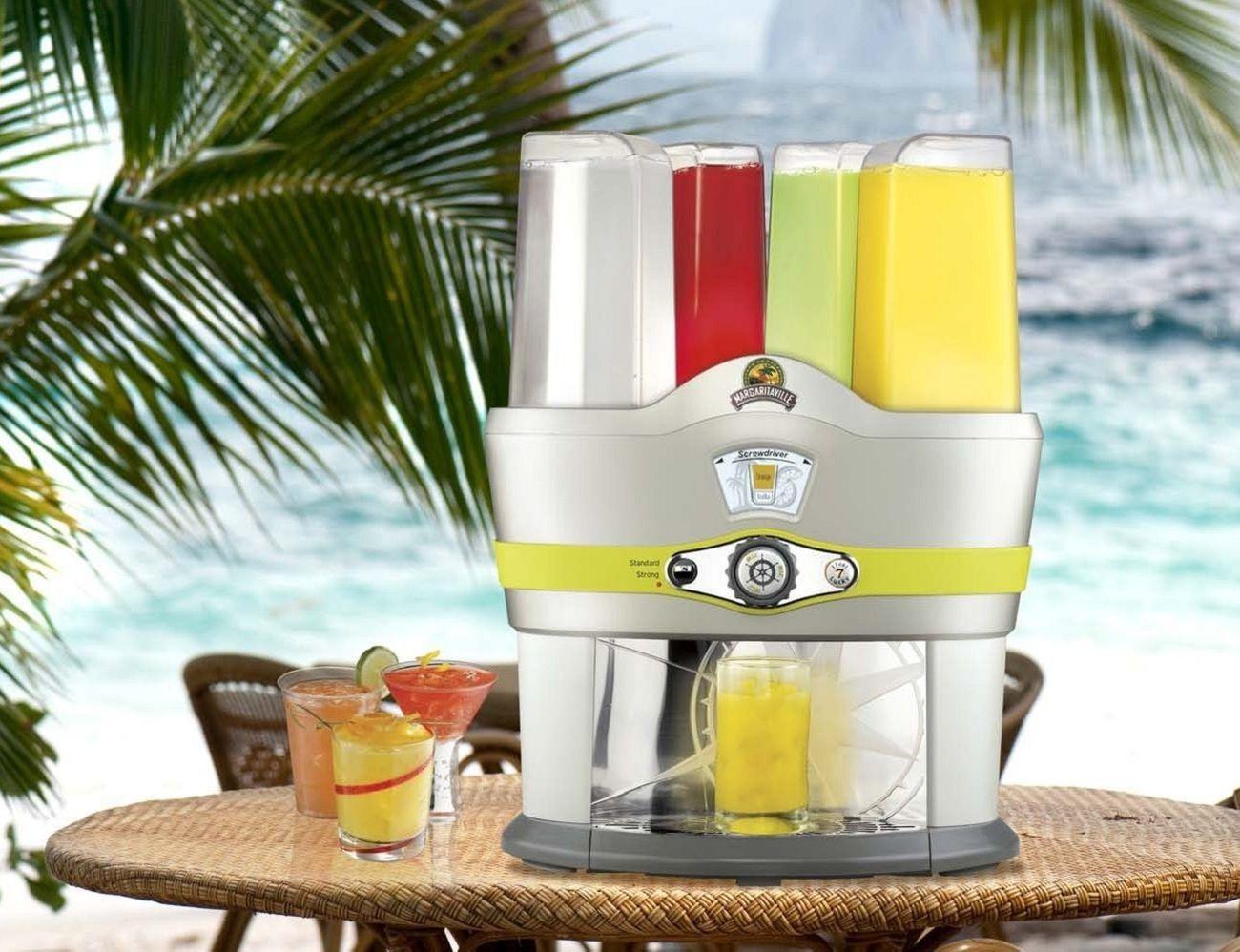 Margaritaville Mixed Drink Machine 187 Gadget Flow