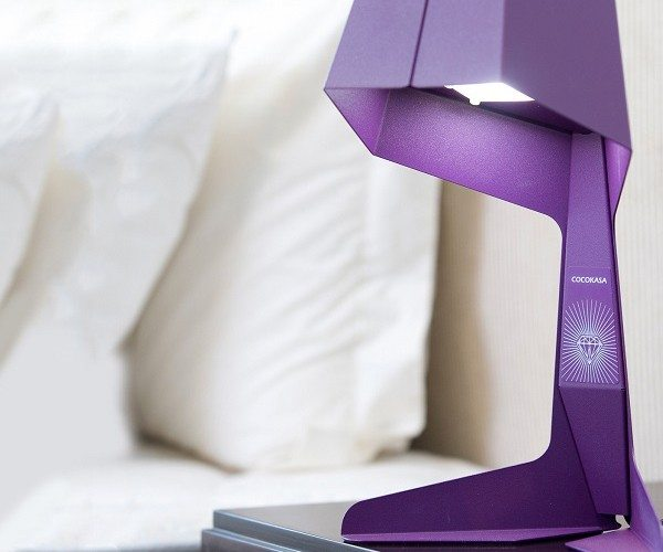Mr. Diamond Table LED Lamp by Cocokasa