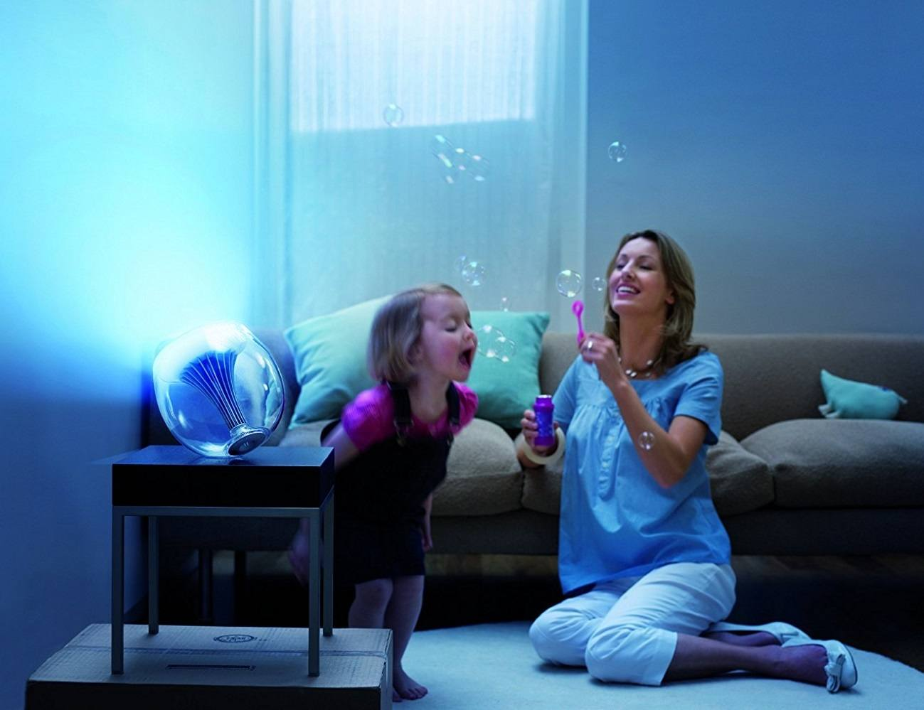 Philips LivingColors Translucent Changing LED Lamp