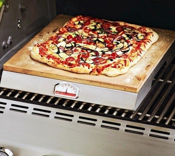 PizzaQue – Pizza Stone Grill by Charcoal Companion