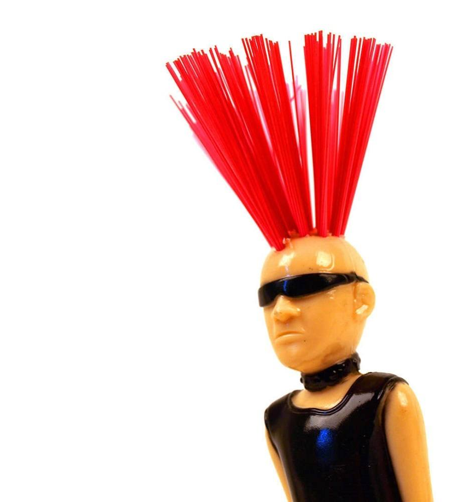 Punk Rocker Dish Brush