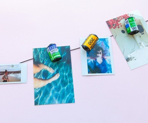 Recycled Film Roll Magnets