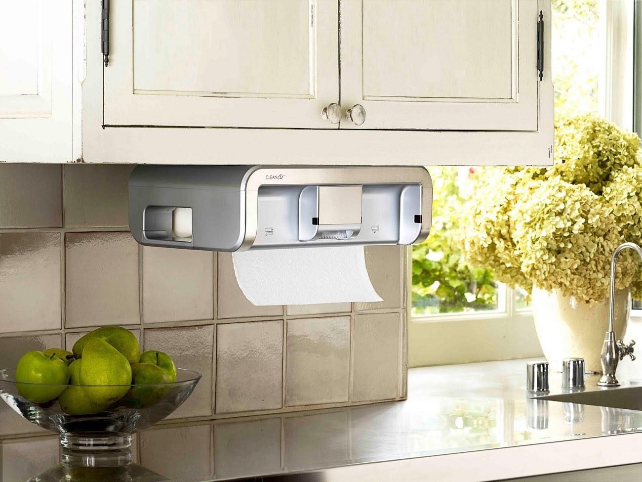 Touchless Paper Towel Dispenser