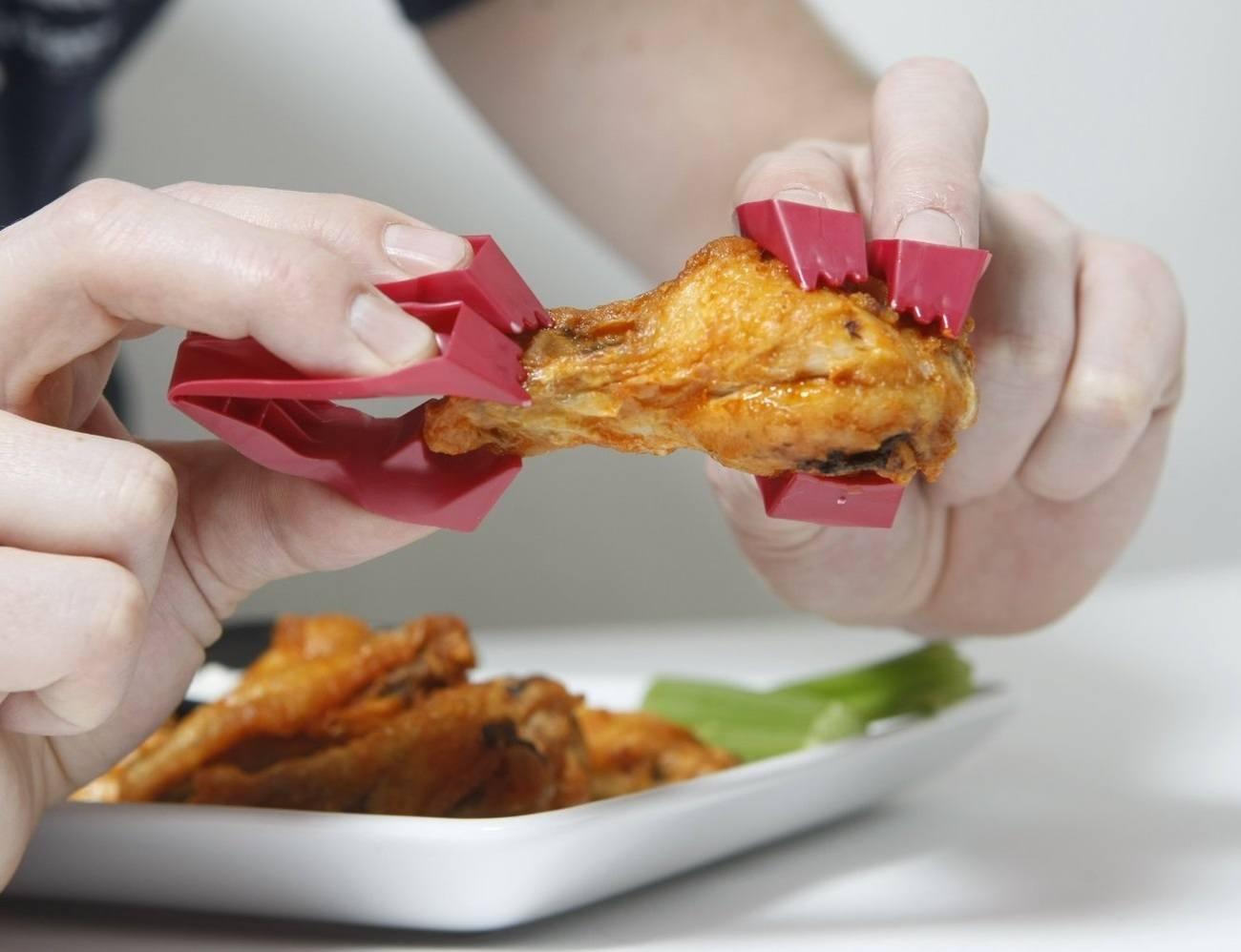 Trongs – Multi-Purpose Finger Food Utensils