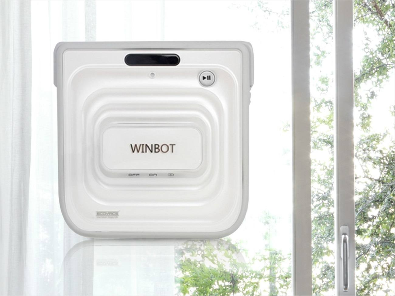 winbot w730 window cleaning robot gadget flow. Black Bedroom Furniture Sets. Home Design Ideas