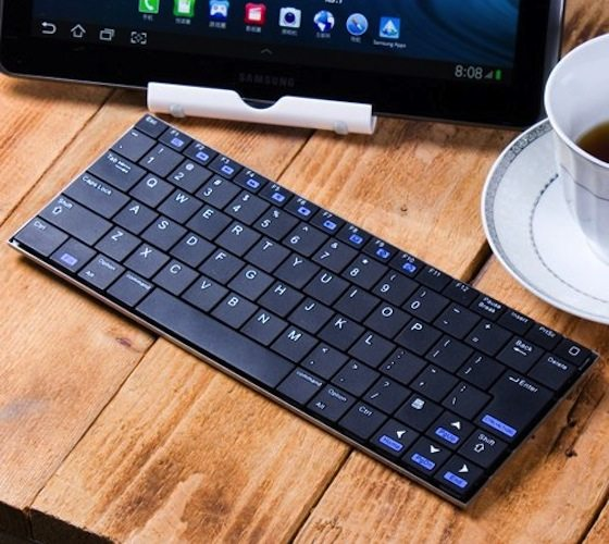 Aluminum Slim Keyboard By Gmyle » Gadget Flow