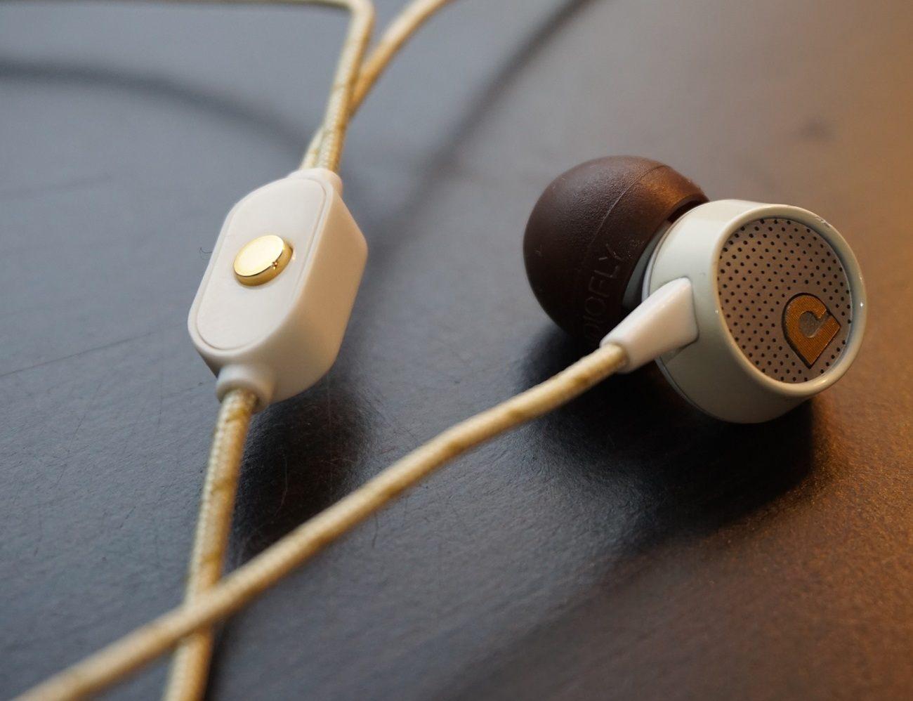 Audiofly AF56 In-Ear Headphones