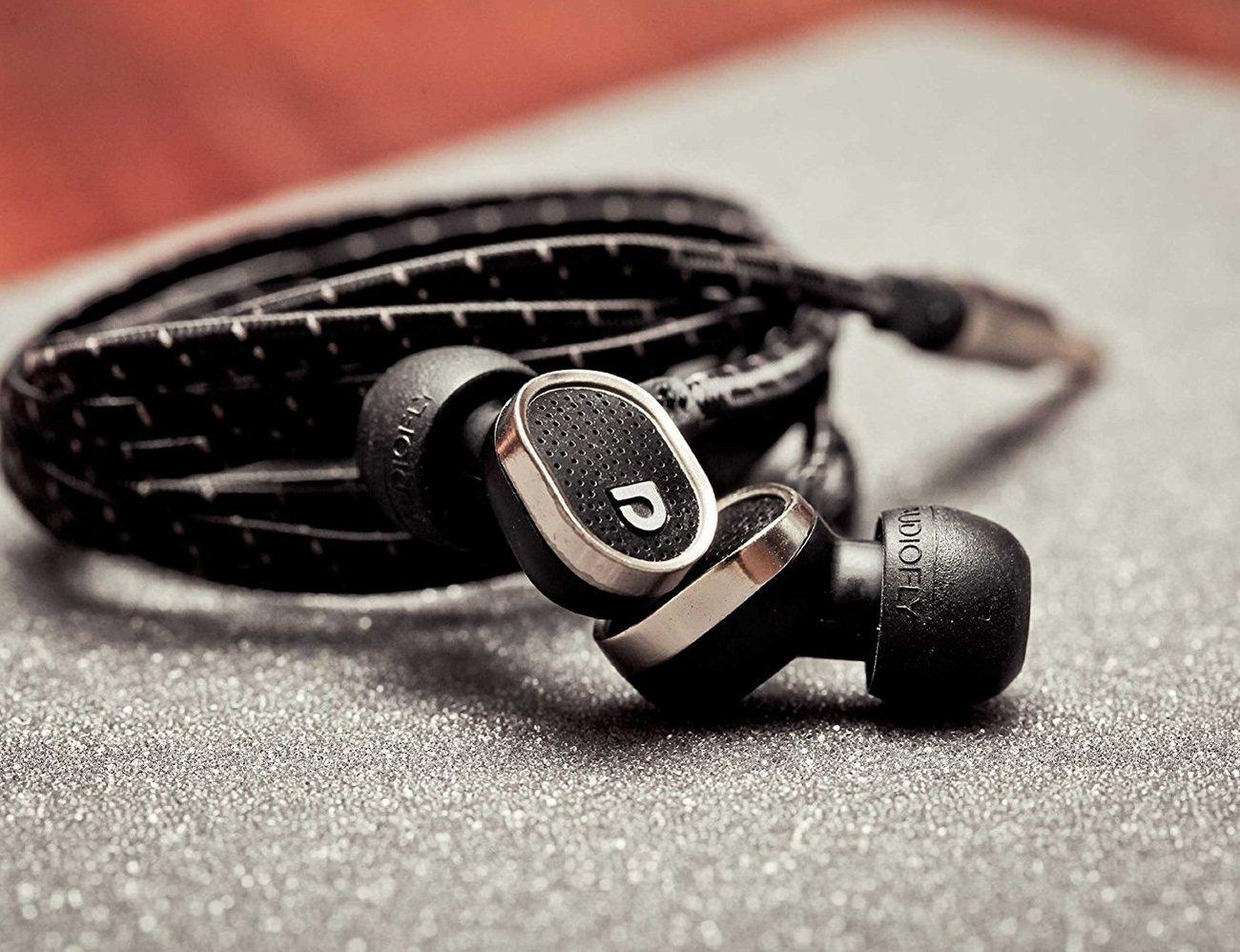 Audiofly AF78 In-Ear Headphones