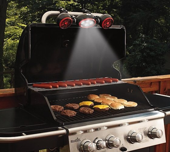 BBQ+Grill+Light+And+Fan