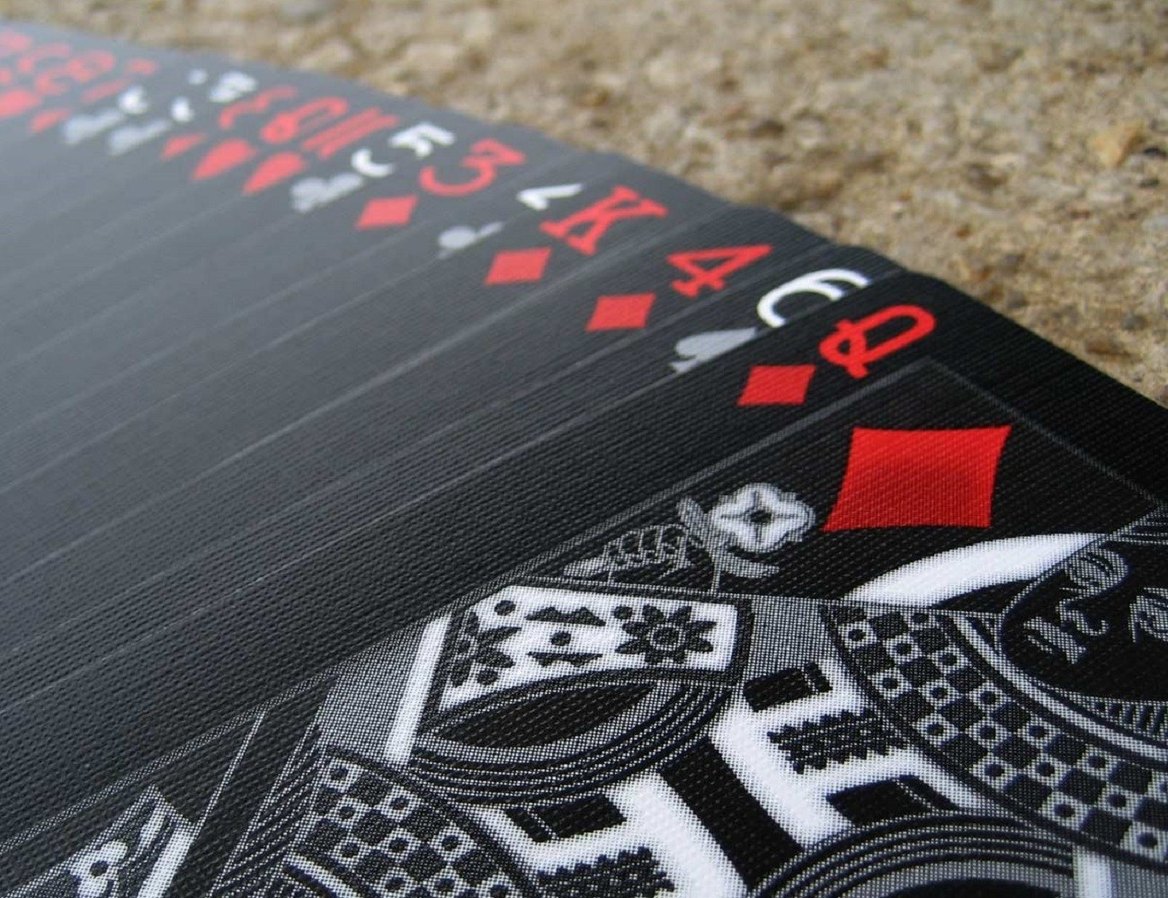 Bicycle Black Ghost Playing Cards