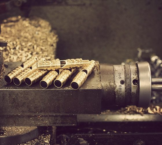Brass Whistle