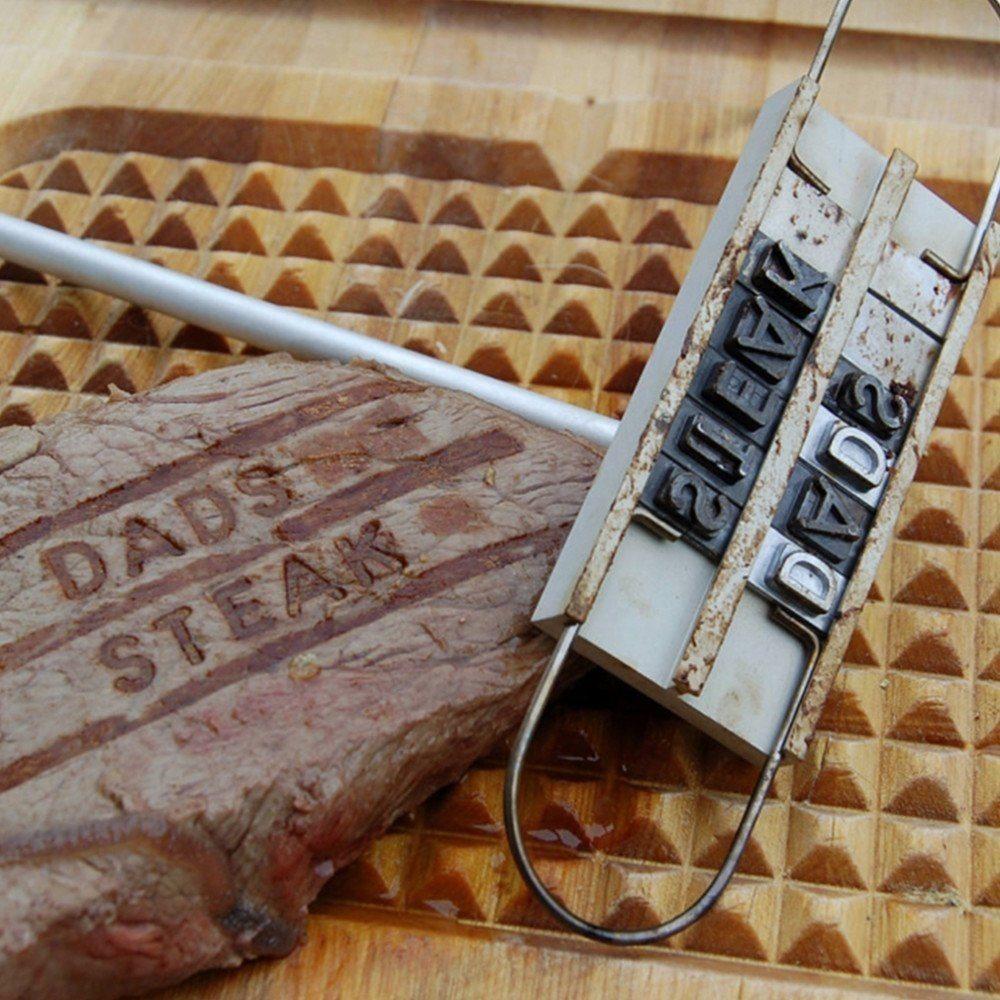 Dci BBQ Branding Iron