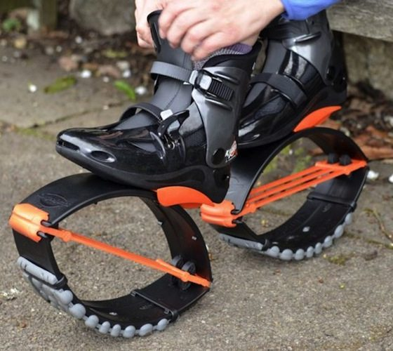 Ski Boot Running Shoes Springs