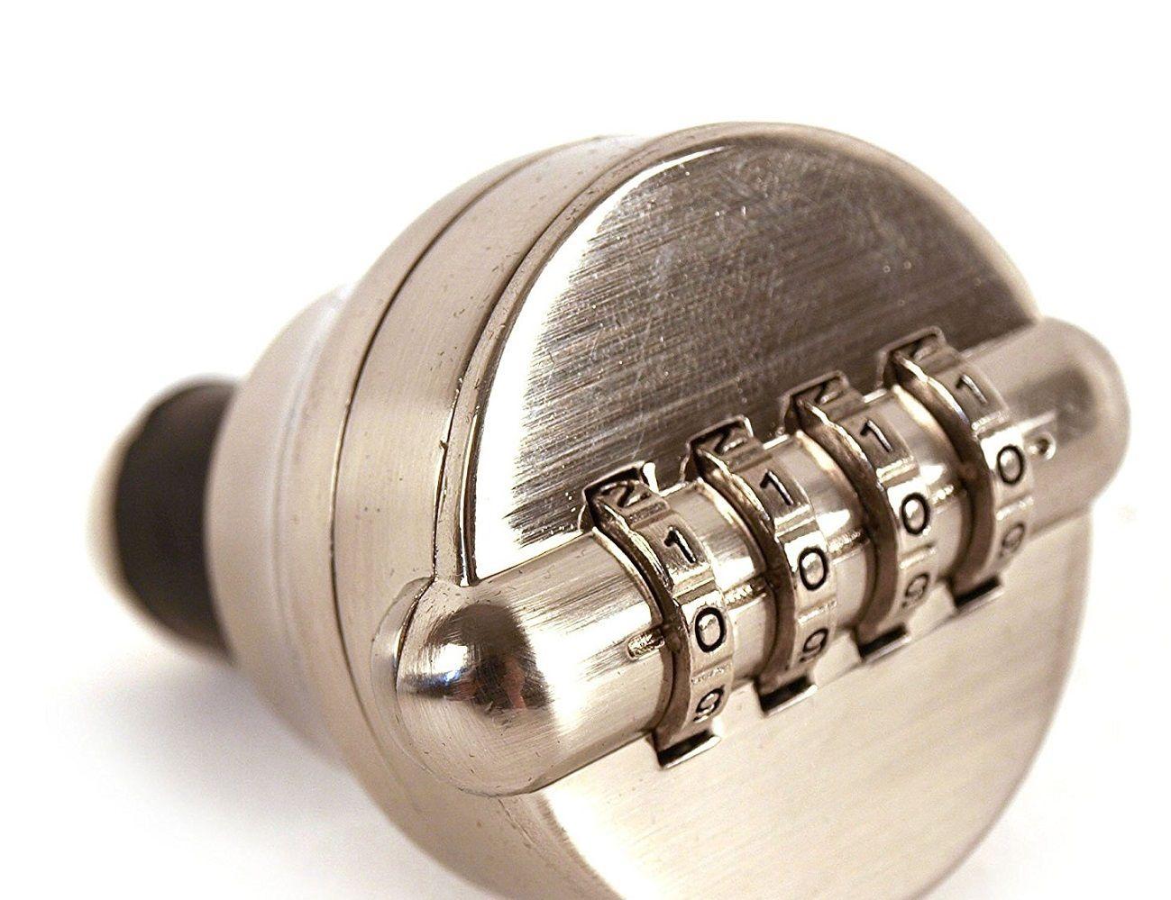 Liquor Bottle Lock