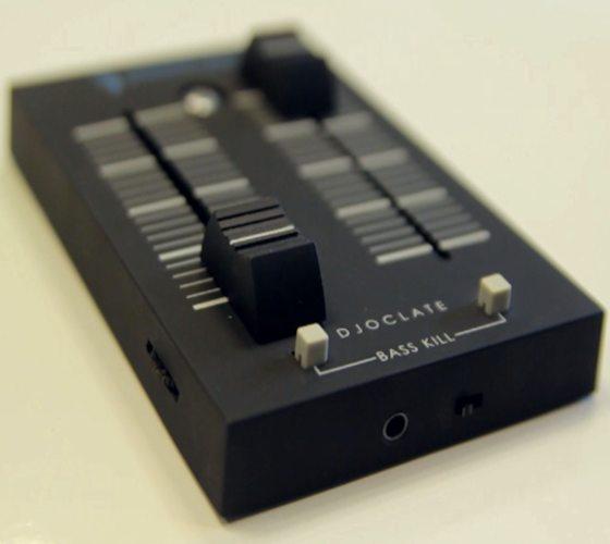 Pepperdecks Djoclate II – Pocket Size Music Mixer