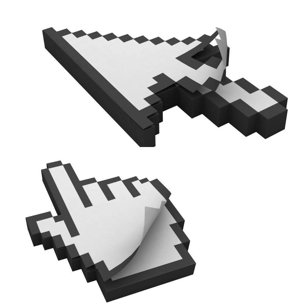 Pixel Sticky Notes
