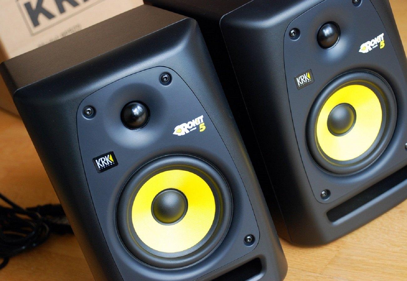 RP6G2 Powered Studio Monitor