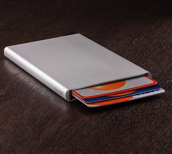 Secrid+Aluminum+Cardprotector