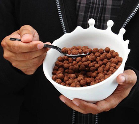 Spilt Milk Bowl