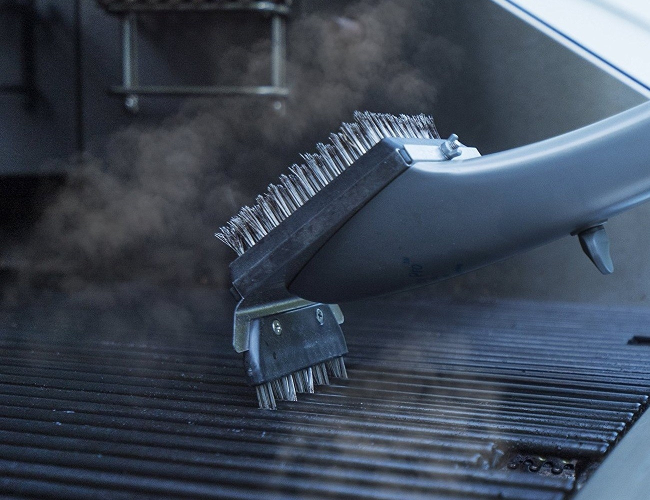 Steam+Cleaning+Grill+Brush