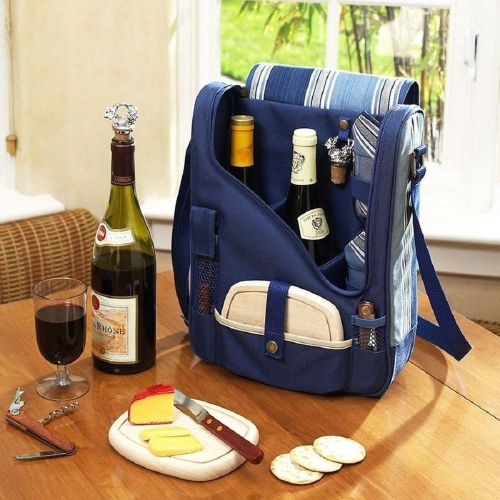 how to make a picnic backpack
