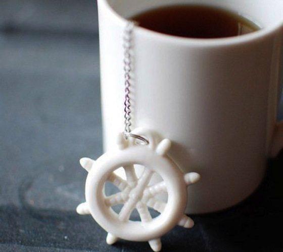 Anchors Aweigh Tea Infuser