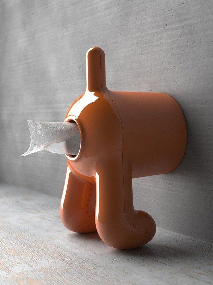 D.DOG Toilet Tissue Paper Holder
