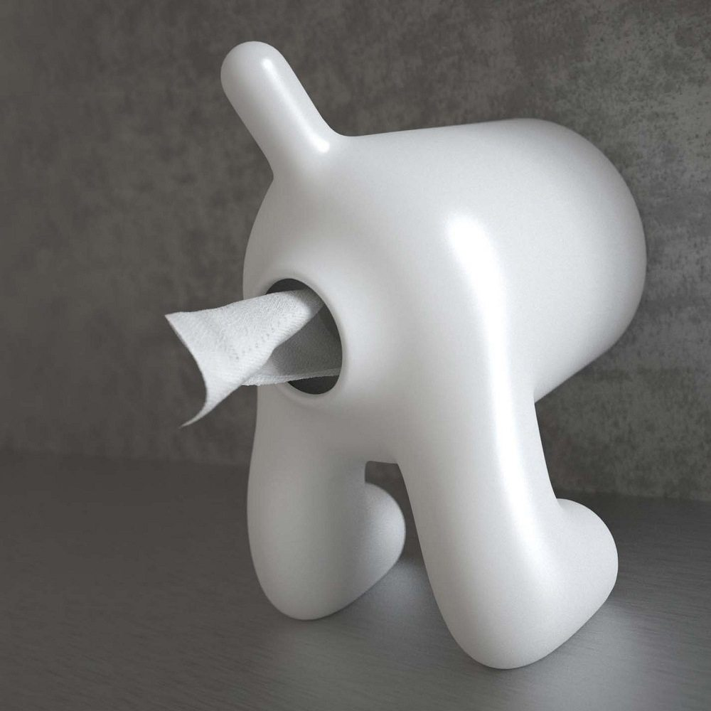 D.DOG Toilet Tissue Paper Holder
