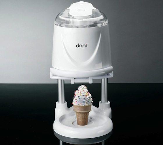 Deni Soft Serve Ice Cream Maker