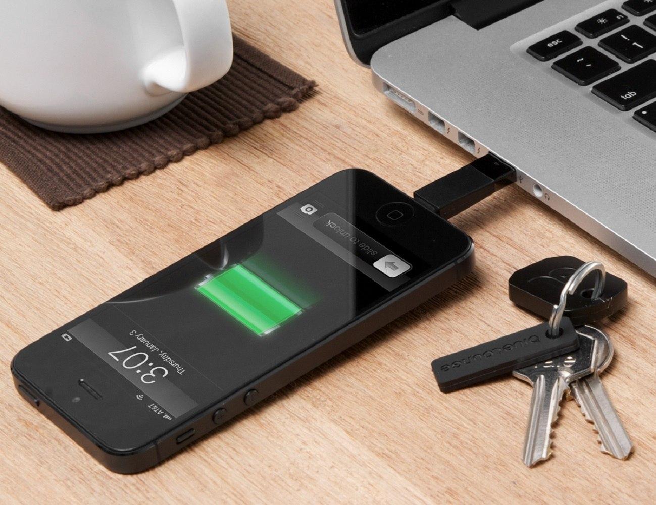 Kii iPhone Keychain Charger