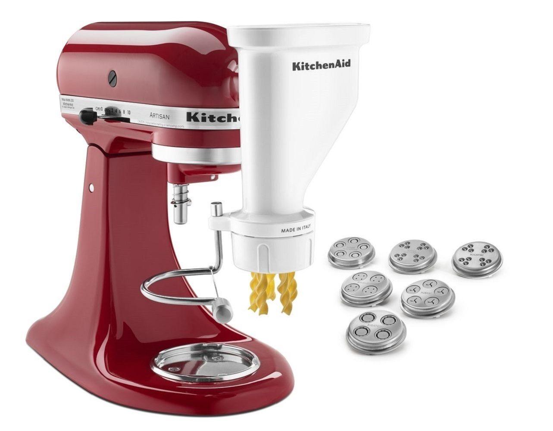 KitchenAid Pasta Press Extruder » Gadget Flow