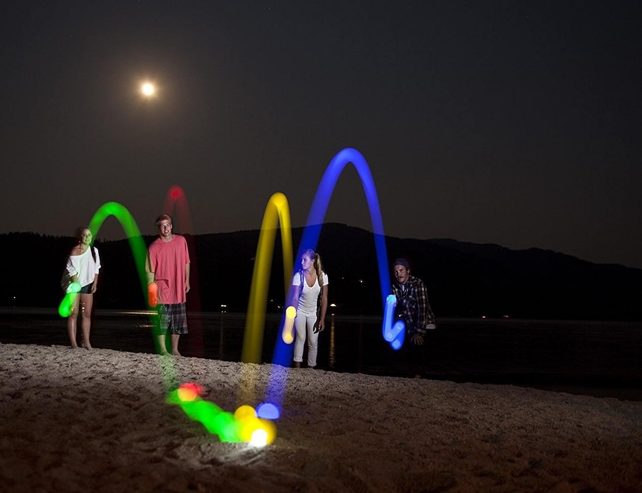 LED Bocce Ball