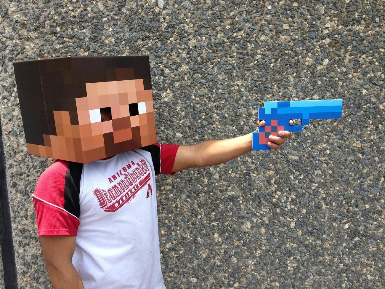 Minecraft Masks