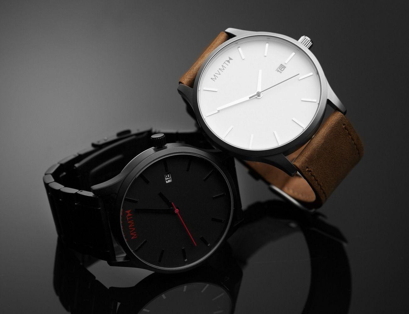 Mvmt watches gadget flow for Wacthes mvmt