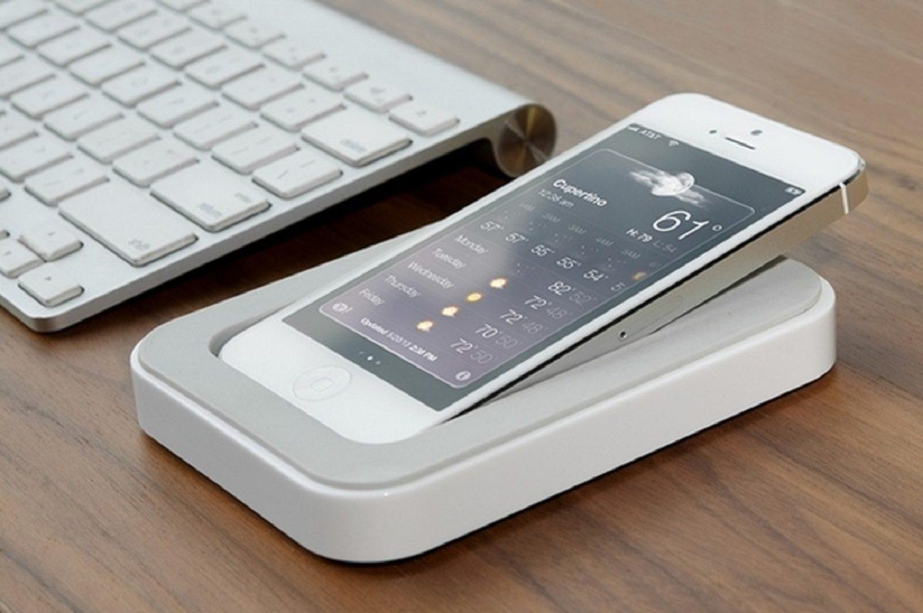 Saidoka+IPhone+Dock