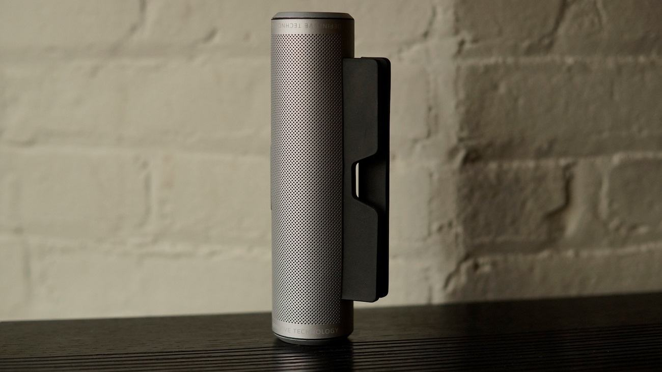 Sound Cylinder Portable Speaker System