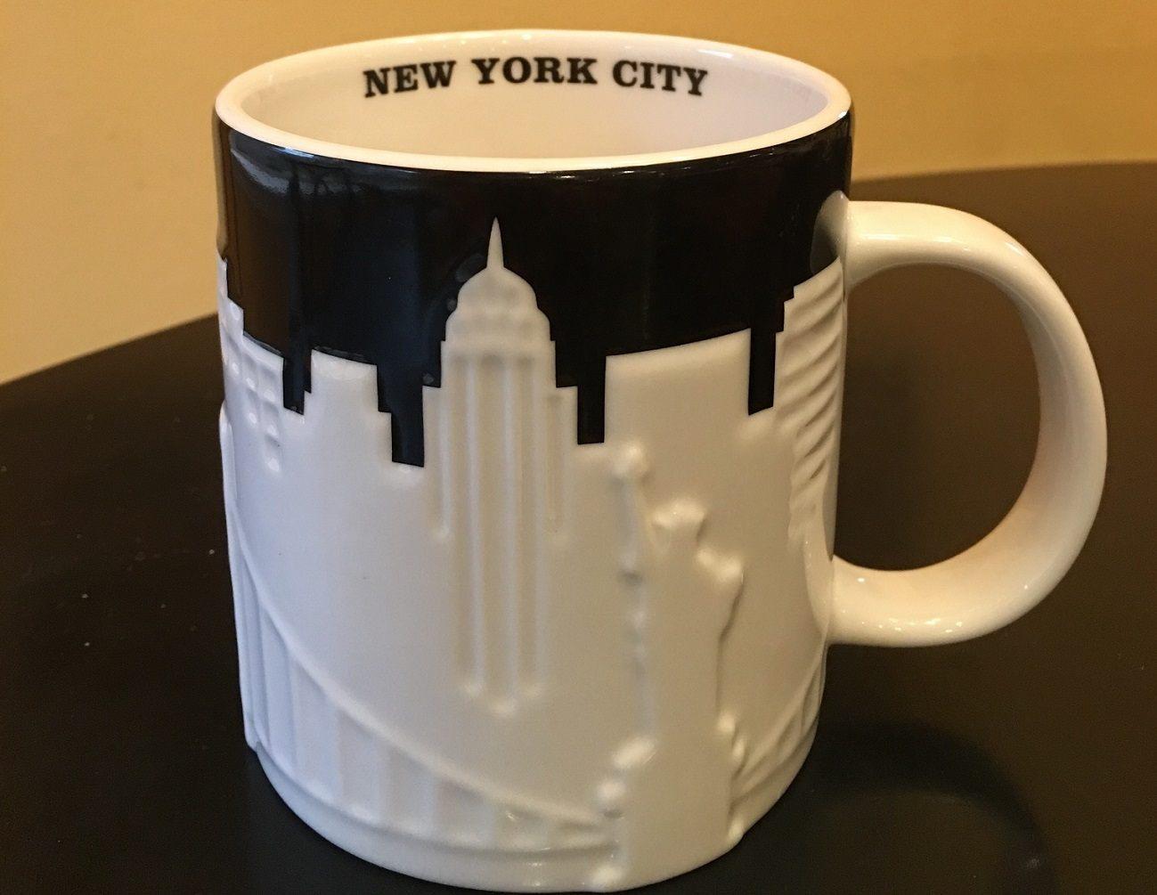 starbucks new york mug gadget flow. Black Bedroom Furniture Sets. Home Design Ideas