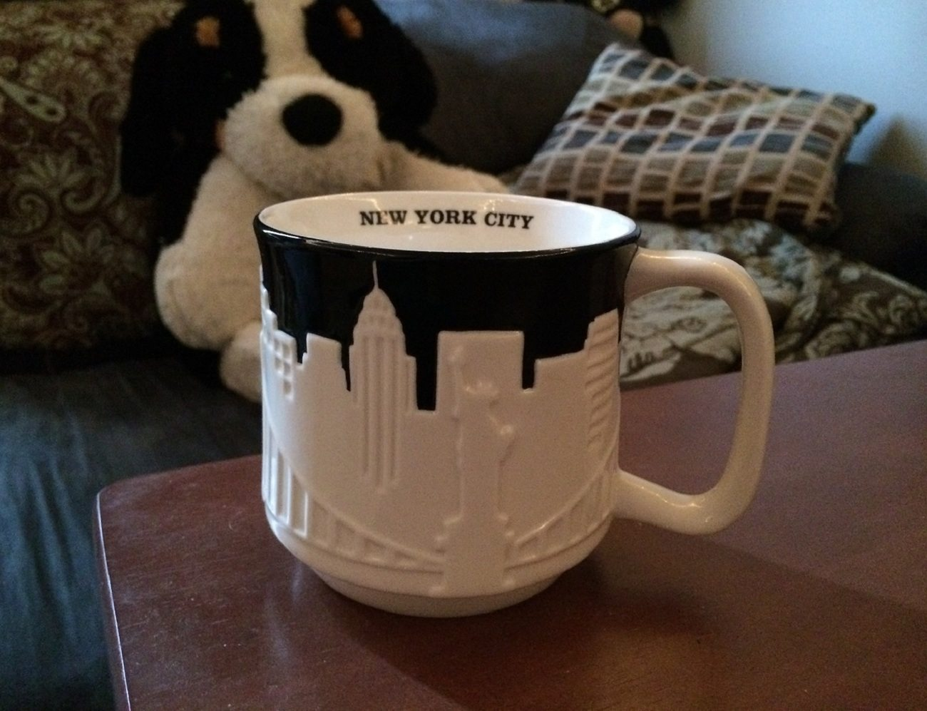 Starbucks New York Mug