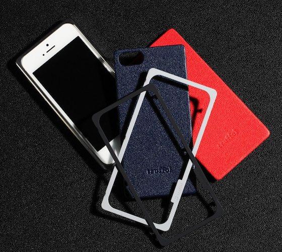 Truffol Signature Aluminum iPhone SE/5s Case