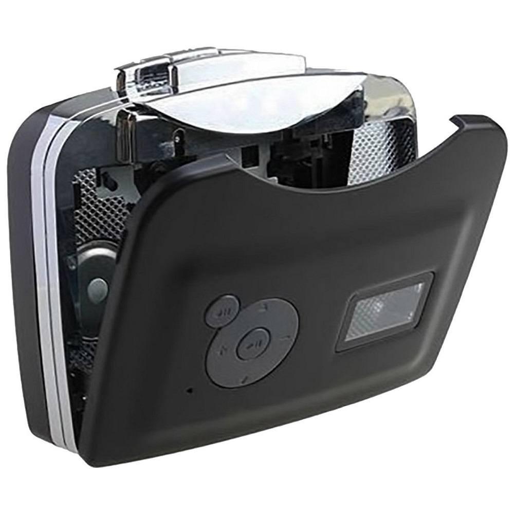 USB Portable Cassette to MP3 Converter by Arrela