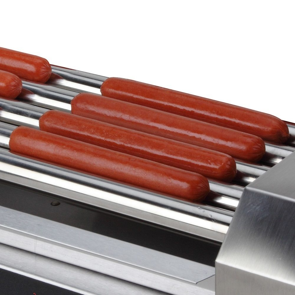 Big 12 Hot Dog Roller