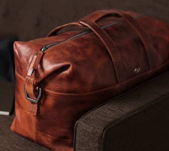 Leather 48HR Bag Review » The Gadget Flow