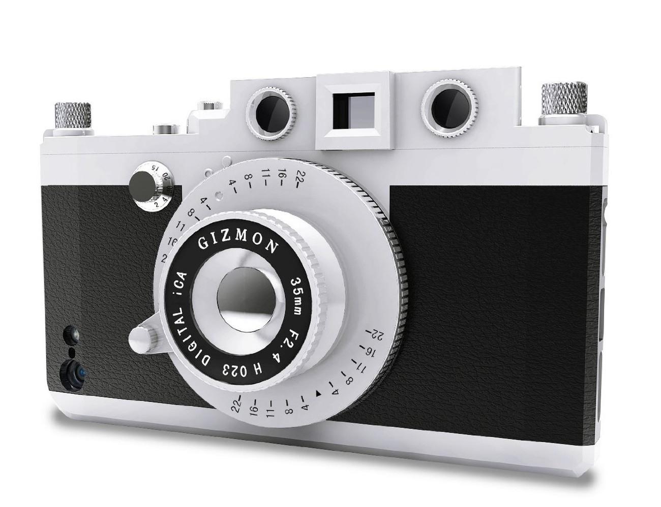 Gizmon Vintage Camera Case For iPhone SE/5s