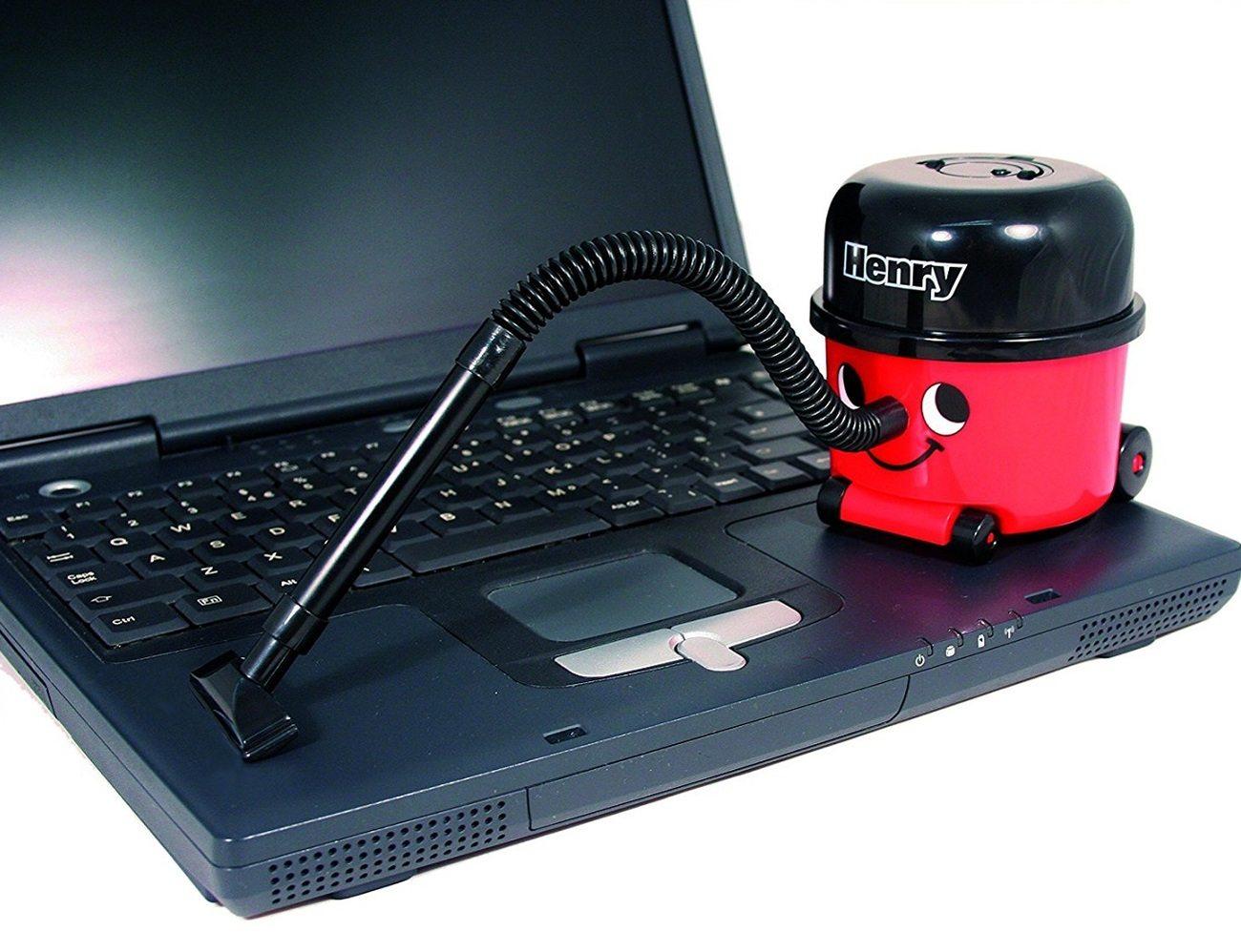 Henry Desktop Vacuum Cleaner